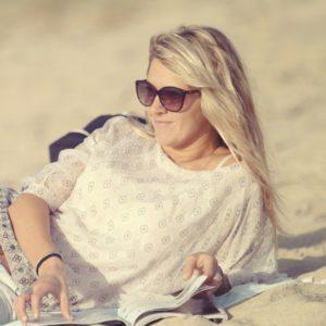 Se détendre sur la plage