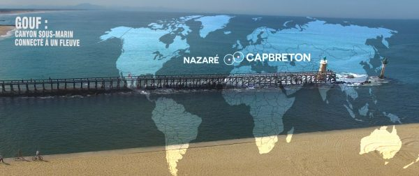 Capbreton / Nazaré, les jumelles de l'Atlantique !
