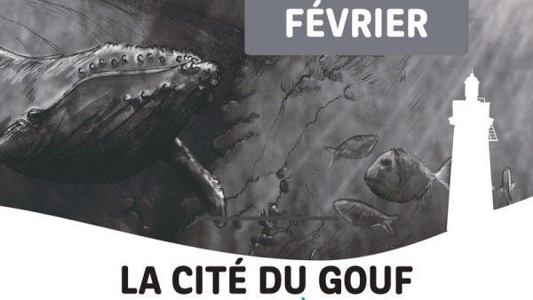 Exposition BD – LA CITÉ DU GOUF