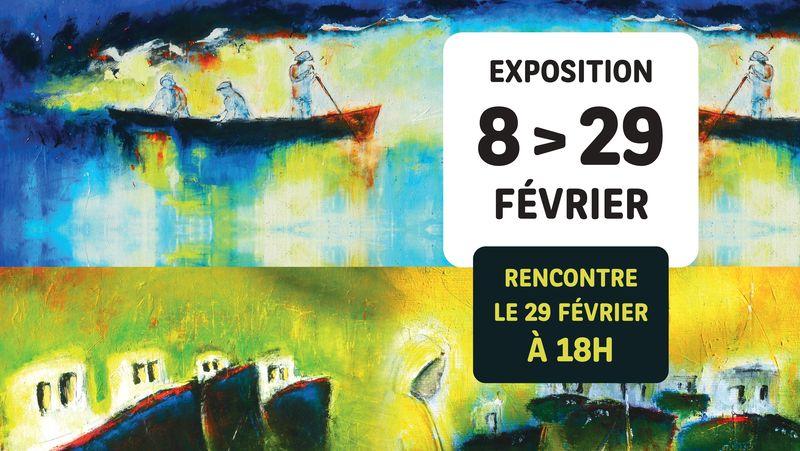 Exposition MOP – Expression océane