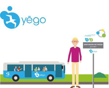 La mobilité en bus Yégo Covid19