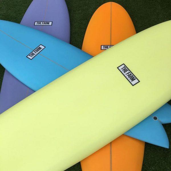 The Farm Surf shop