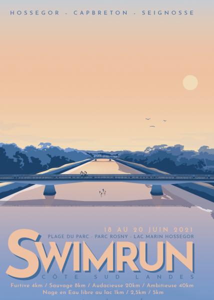 Swimrun Côte Sud Landes