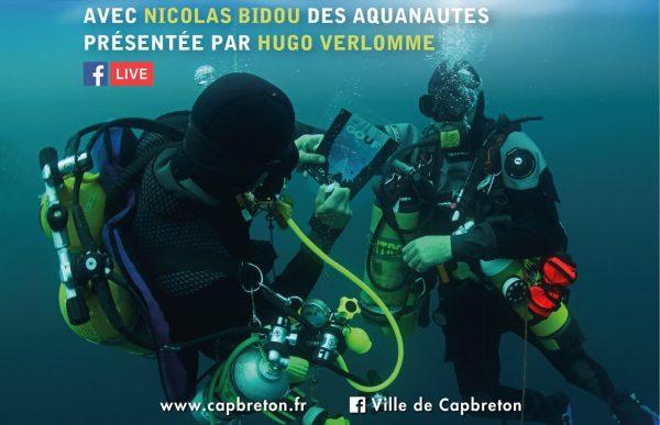 Visio-conférence : Un canyon sous-marin pas comme les autres