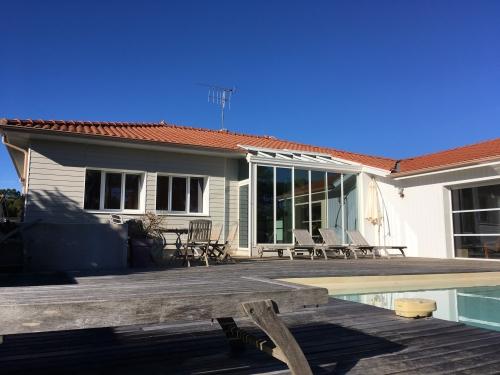 Villa Labarthe_Capbreton_Landes Atlantique Sud