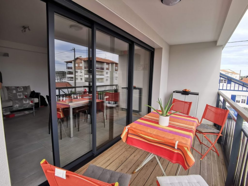 AA-balcon coté séjour