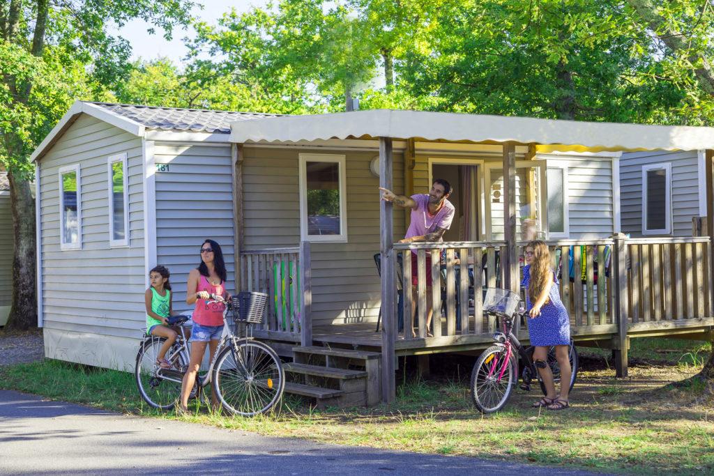 Camping-la-Pointe-Capbreton-Landes-atlantique-sud-cottage-2-ch-6-pers