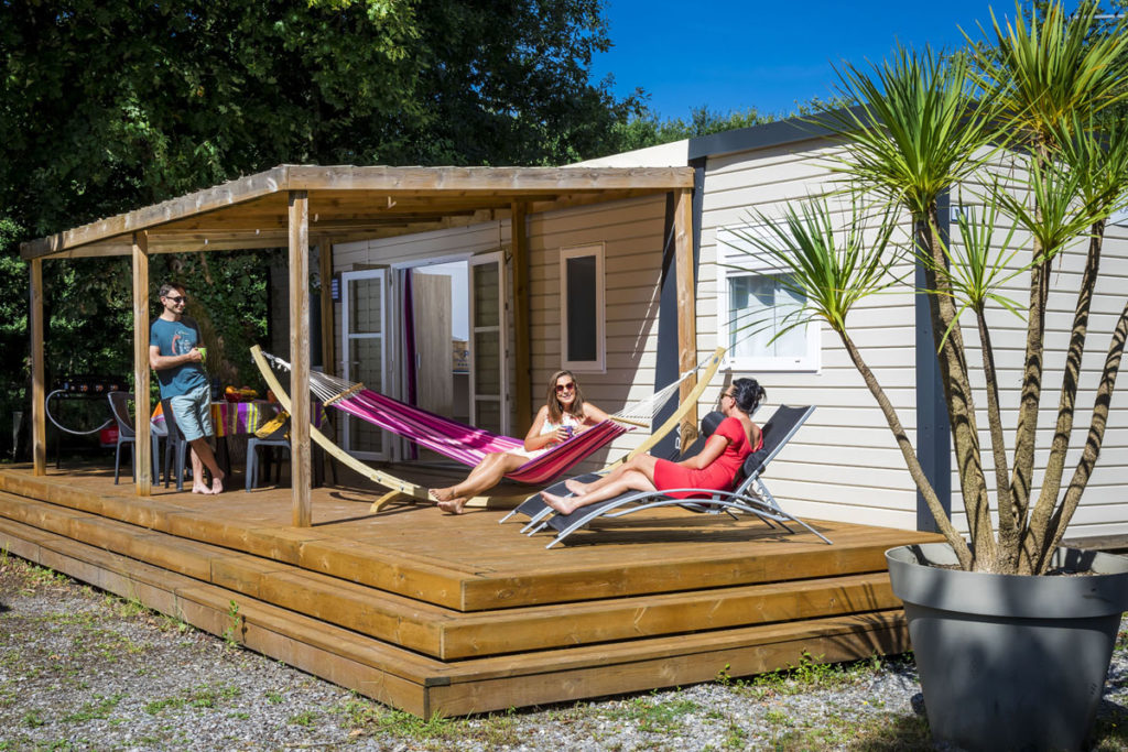 Camping-la-Pointe-Capbreton-Landes-atlantique-sud-mh-confort-3ch-6-pers