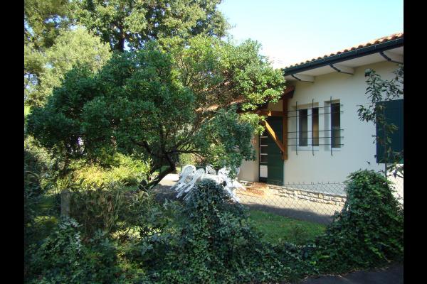 Maison clos avec jardin_Capbreton_Landes Atlantique Sud
