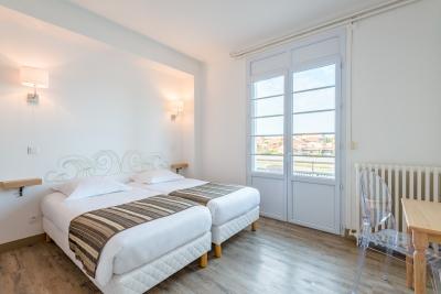 Hotel Océan Capbreton chambre 3