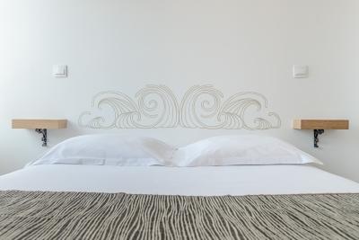 Hotel Océan Capbreton lit double