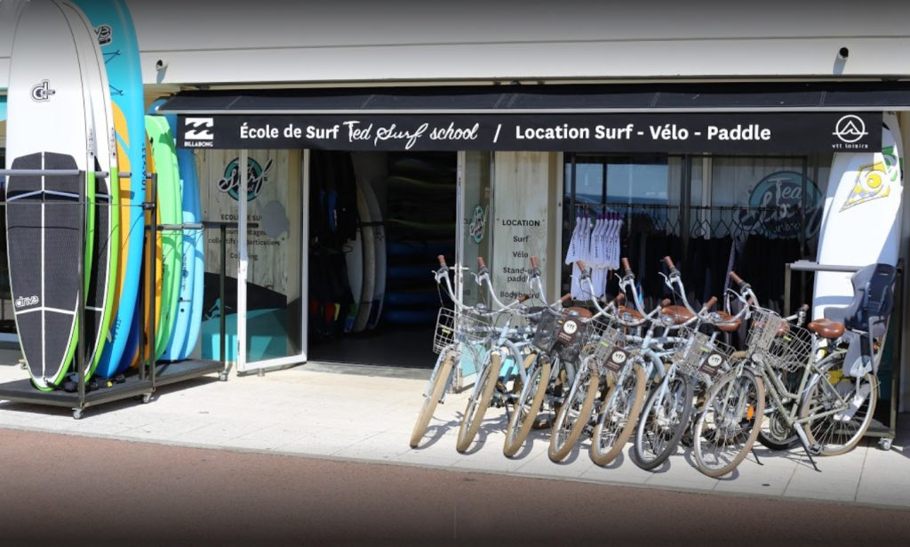 Ted-surf-Shop