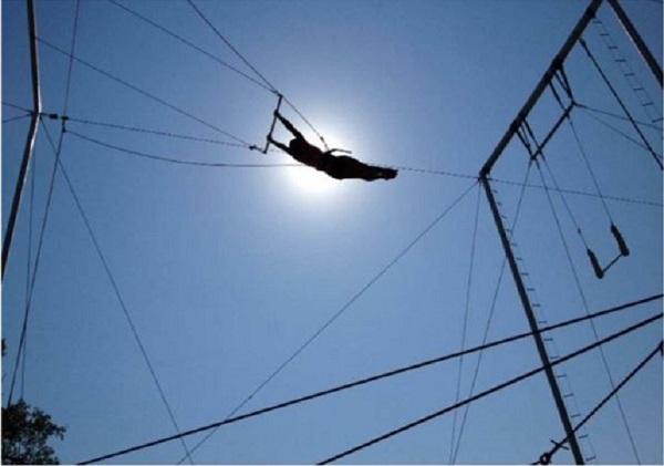 bapteme trapeze