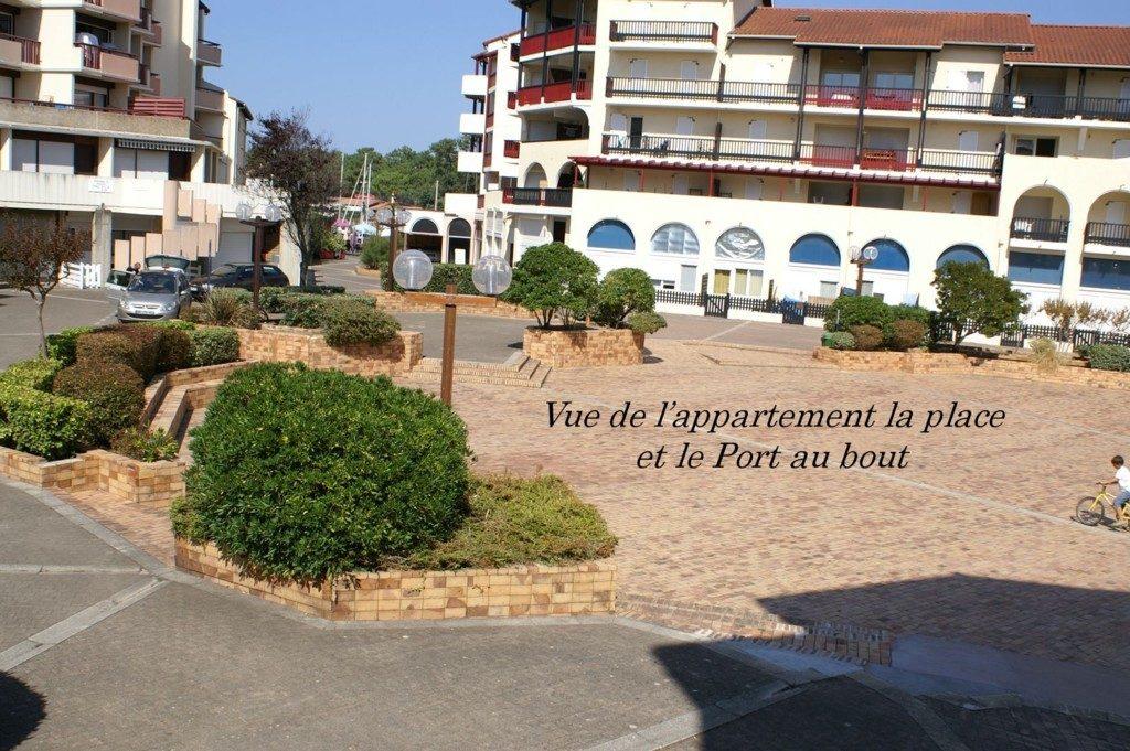 Les Balcons du Port_Capbreton_Landes Atlantique Sud