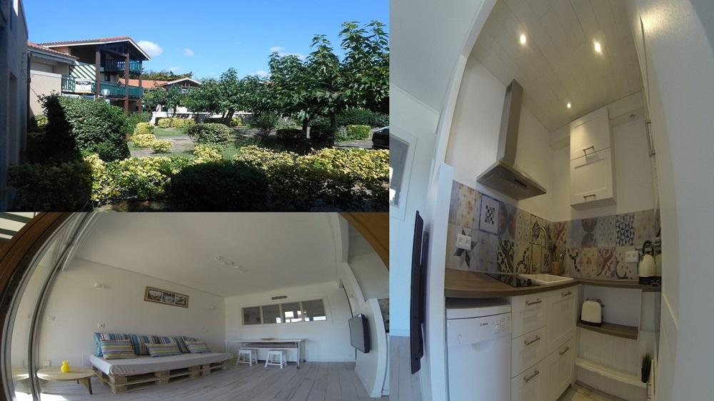 Appartement Beausoleil_Capbreton_Landes Atlantique Sud