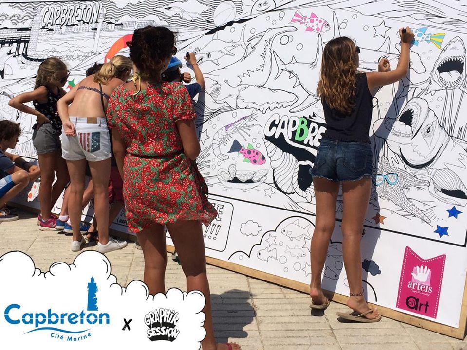 Graffik session