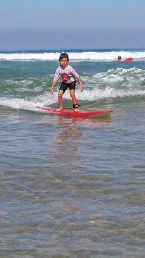 SPIRIT SURF SCHOOL 2017